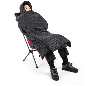 Helinox Toasty for Savanna/Playa Chair, zwart